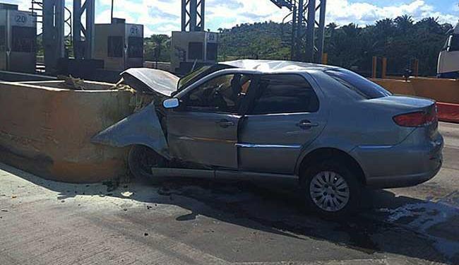 Acidente aconteceu na manhã desta terça-feira - Foto: Divulgação | PRF