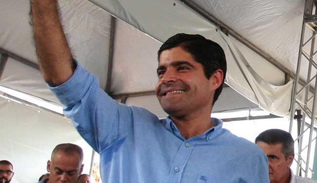 Neto já disse que na campanha não vai focar nas pendengas nacionais - Foto: Lúcio távora | Ag. A TARDE