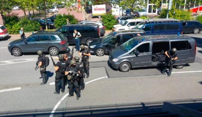 Agentes alemães conseguiram matar o homem - Foto: Reprodução   Facebook