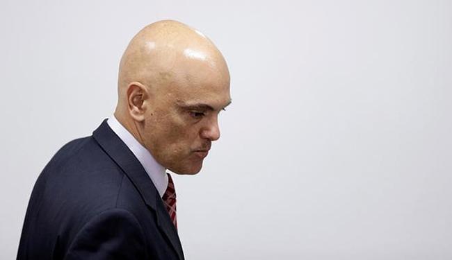 Alexandre de Moraes - Foto: Ueslei Marcelino l Reuters