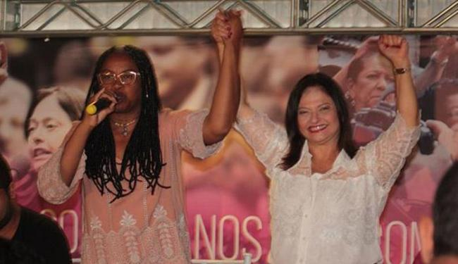 Alice Portugal vê grandes chances na definição da sua candidatura à Prefeitura - Foto: Fernando Udo l Divulgação