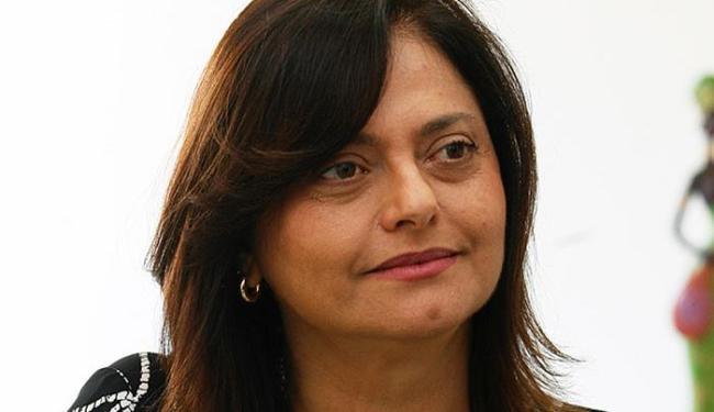 PCdoB já lançou a pré-candidatura da deputada federal Alice Portugal - Foto: Mila Cordeiro   Ag. A TARDE