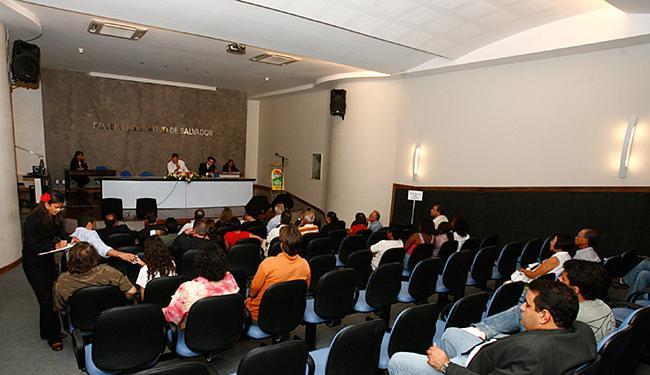 Audiências serão realizadas no auditório do Centro de Cultura - Foto: Fernando Vivas | Ag. A TARDE