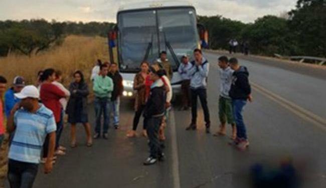 O Departamento de Polícia Técnica investiga o caso - Foto: Reprodução | Blog do Braga
