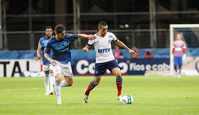 Após série de 3 vitórias, tricolor chega à 2ª derrota seguida na Série B - Foto: Margarida Neide | Ag. A TARDE
