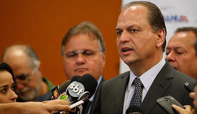 Barros foi trazido à Bahia por Geddel, da Secretaria de Governo - Foto: Raul Spinassé l Ag. A TARDE