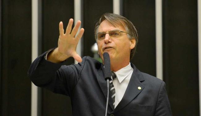 Defesa de Bolsonaro alegou durante o julgamento que o parlamentar não incitou a prática do estupro - Foto: Wilson Dias | Agência Brasil | Arquivo