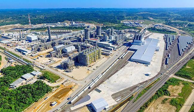 A planta do novo complexo está situada na cidade de Nanchital, às margens do Golfo do México - Foto: Divulgação l 7.01.2016