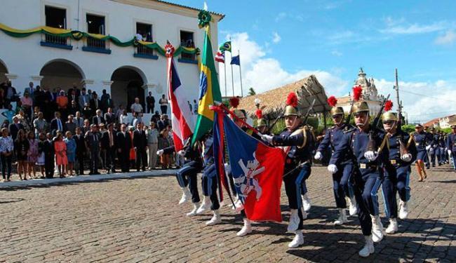 Cerimônia cívica e popular marcou a transferência da sede do Governo do Estado - Foto: Carol Garcia | GOVBA | Divulgação
