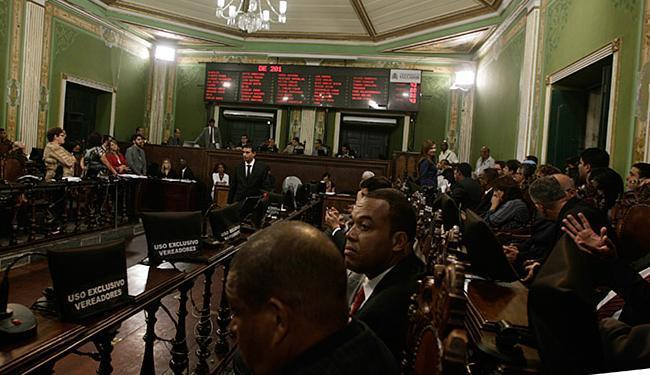 A Câmara deve realizar entre quatro e cinco audiências para debater o projeto - Foto: Joa Souza/ Ag. A TARDE