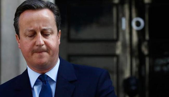 Primeiro ministro da Inglaterra renunciou após saída do país da UE - Foto: /Stefan Wermuth   Ag. A TARDE
