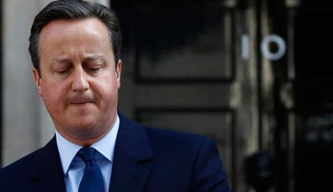 Primeiro ministro da Inglaterra renunciou após saída do país da UE - Foto: /Stefan Wermuth | Ag. A TARDE