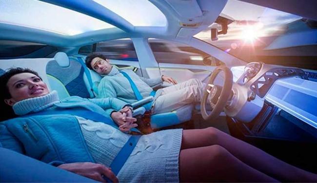 Carro não precisará de motorista - Foto: Divulgação