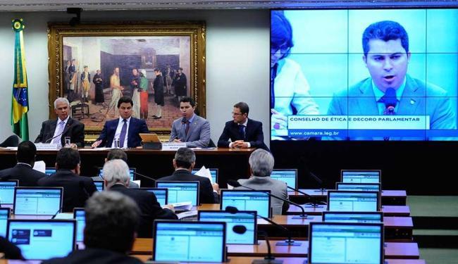 Marcos Rogério disse que Cunha quebrou o decoro parlamentar - Foto: Lucio Bernardo Junior | Câmara dos Deputados
