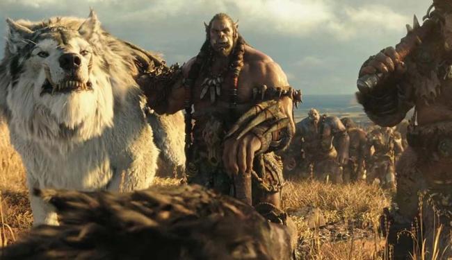 Cena do filme Warcraft - Foto: Divulgação