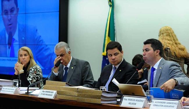 Placar foi de 11 votos favoráveis e 9 contrários - Foto: Alex Ferreira | Câmara dos Deputados