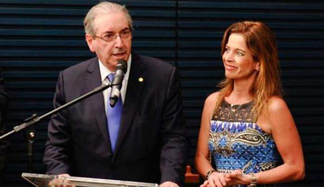 Claudia Cruz, esposa de Cunha, também virou ré na Lava Jato - Foto: Marcos Oliveira | Agência Brasil