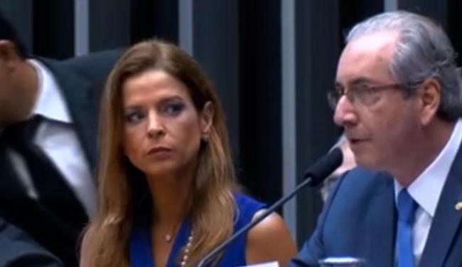 Cláudia é acusada de controlar conta na Suíça - Foto: Reprodução | TV Globo