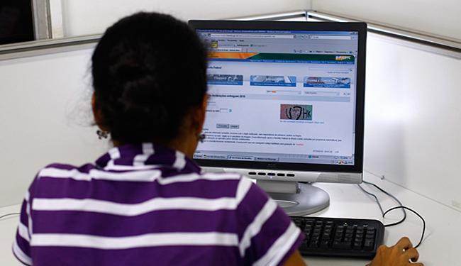 Contribuintes podem retificar declaração do IR a partir desta segunda - Foto: Fernando Vivas| Ag. A TARDE