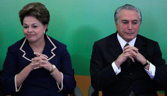 Dilma e Temer se pronunciaram por meio das redes sociais - Foto: Ueslei Marcelino | Reuters