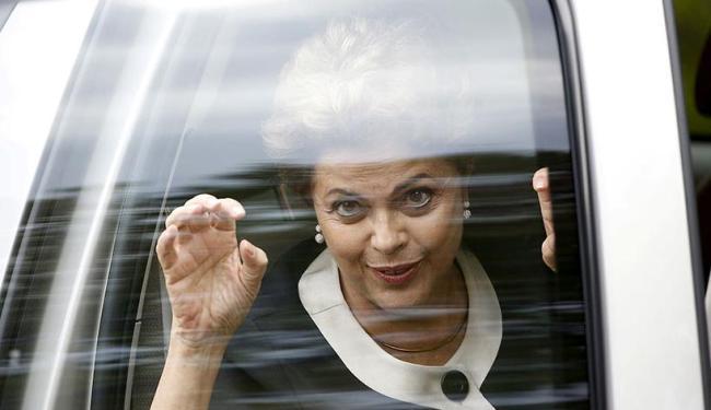 Dilma receberá o título de Cidadã Baiana - Foto: Stephen Lam   Agência Reuters