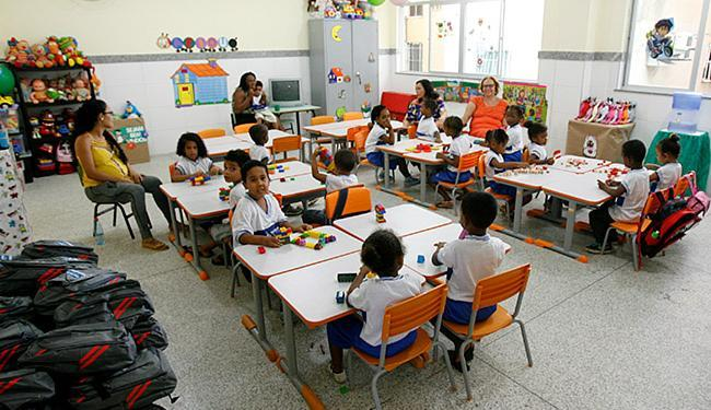 Sindicato alega que medida causa descontinuidade pedagógica - Foto: Luciano da Matta l Ag. A TARDE l 23.3.2016