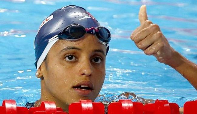 Atleta brasileira testou positivo para a substância Fenoterol, utilizada no tratamento de asma - Foto: Michael Dalder l Reuters