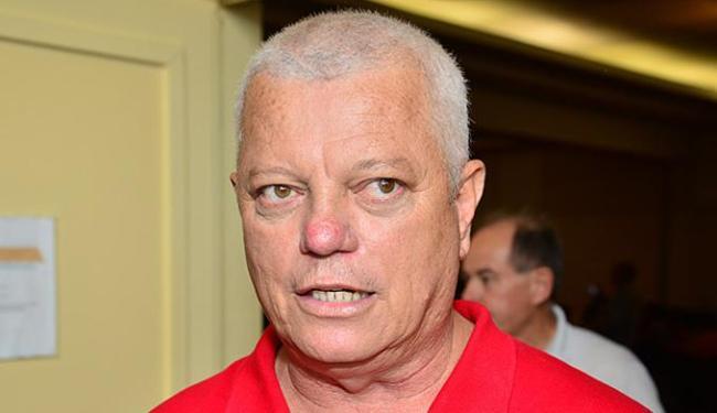 Everaldo Anunciação, presidente estadual do PT, disse que o martelo ainda não está batido - Foto: Erik Salles | Ag. A TARDE