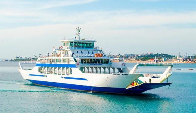Serão feitas viagens entre os dias 21 e 23 ininterruptamente para agilizar a saída da capital - Foto: Divulgação | Ferryboat
