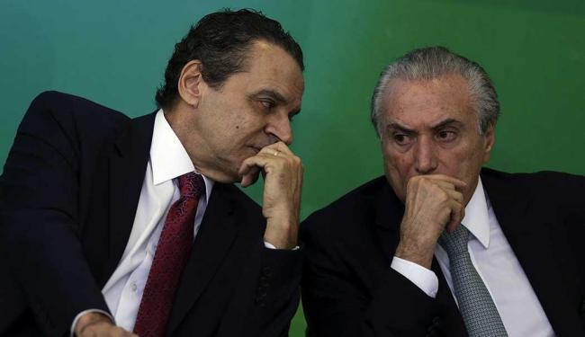 Ministro é acusado de atuar politicamente para obter recursos desviados da Petrobras - Foto: Ueslei Marcelino | Reuters