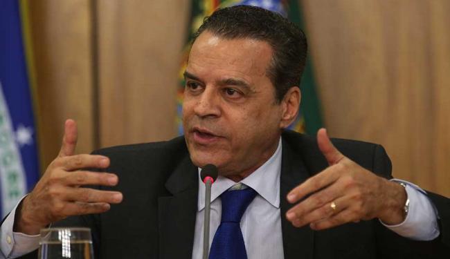 Ministro pediu demissão nesta quinta-feira, 16 - Foto: Rodrigues Pozzebom | Agência Brasil
