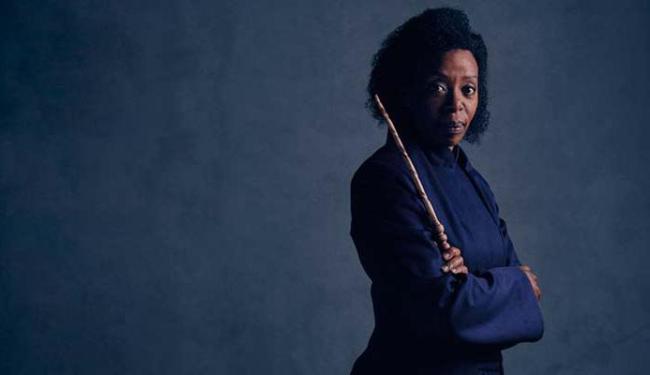 Noma Dumezweni vai interpretar Hermione na peça de teatro de Harry Potter - Foto: Divulgação