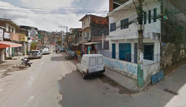 Home é morto a tiros na Av. San Martins - Foto: Reprodução Google