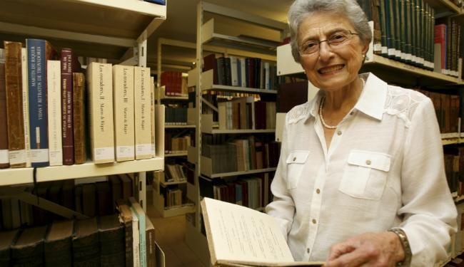 A freira feminista Ivone Gebara já foi proibida pelo Vaticano de falar em público - Foto: Mila Cordeiro   Ag. A TARDE
