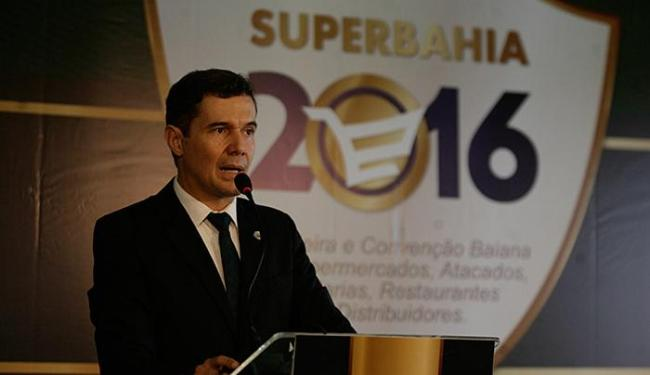João Cláudio Nunes diz que a ideia é apresentar bons negócios na feira - Foto: Joá Souza l Ag. A TARDE