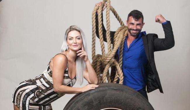 Laura e João foram campeões do Power Couple Brasil - Foto: Divulgação
