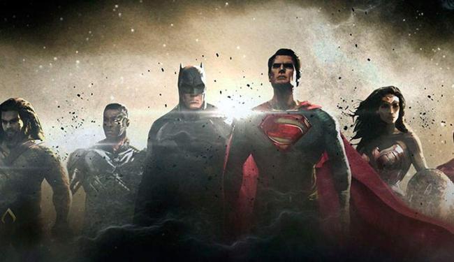 Super-heróis da DC vão se reunir em longa que estreia em 2017 - Foto: Divulgação