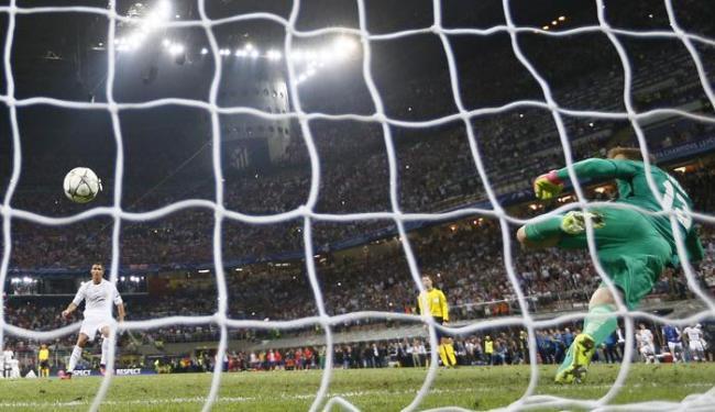 A Bandeirantes transmitiu a final da última Liga dos Campeões entre Real Madrid e Atlético de Madrid - Foto: Stefan Wermuth Livepic | Ag. Reuters
