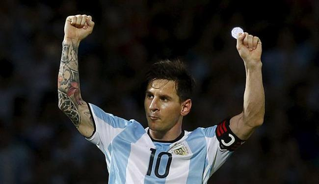 Ranking dá moral para Argentina iniciar Copa América como favorita - Foto: Enrique Marcarian l Reuters