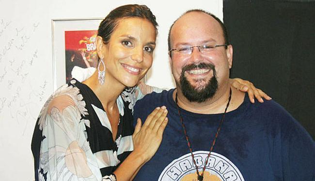Empresário cuidava da carreira da irmã - Foto: ADI   Edgar de Souza