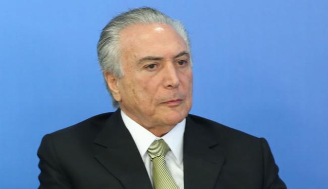 Temer reitera que as Olimpíadas significam muito para o Brasil - Foto: Valter Campanato | Agência Brasil