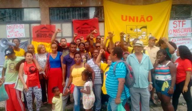 Grupo pede continuação dos programas sociais, como o Minha Casa Minha Vida, sem alterações - Foto: Ana Paula Santos| Ag. A TARDE