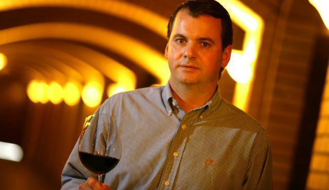 Adriano Miolo, 47, dirige a Miolo Wine Group, líder do mercado nacional de vinhos - Foto: Miolo Wine Group / Divulgação