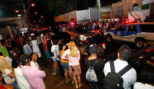 Casal Catarina Galindo e Paulo Colombiano foi assassinado a tiros em Brotas - Foto: Claudionor Júnior l Ag. A TARDE l 29.6.2010