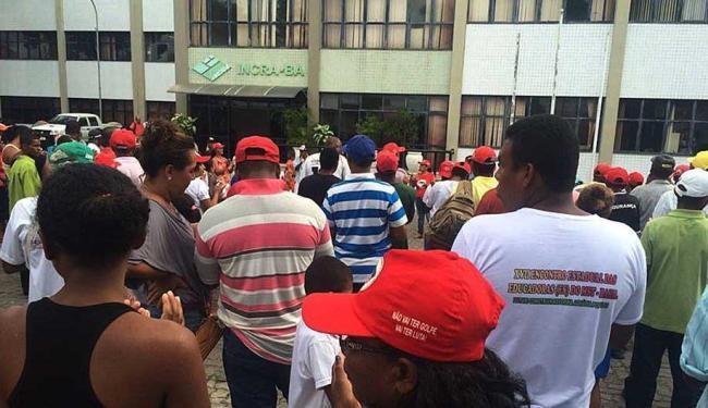 Movimento ocupou prédios em Salvador,Itabuna e Bom Jesus da Lapa - Foto: Divulgação | MST