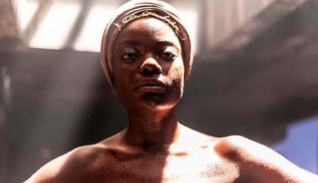 Nayara foi Globeleza e agora está na novela Escrava Mãe - Foto: Divulgação
