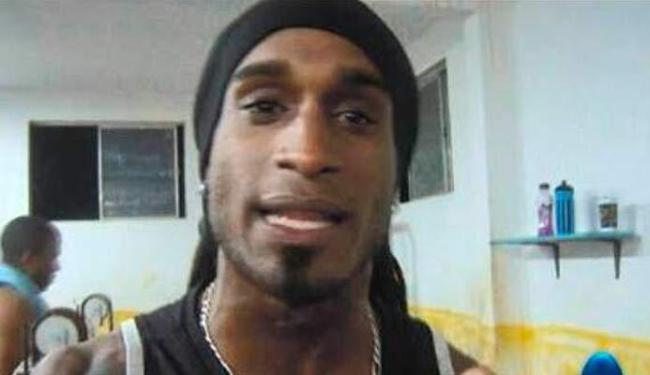 Nego Pom foi baleado na cabeça e ainda levou pedradas - Foto: Reprodução