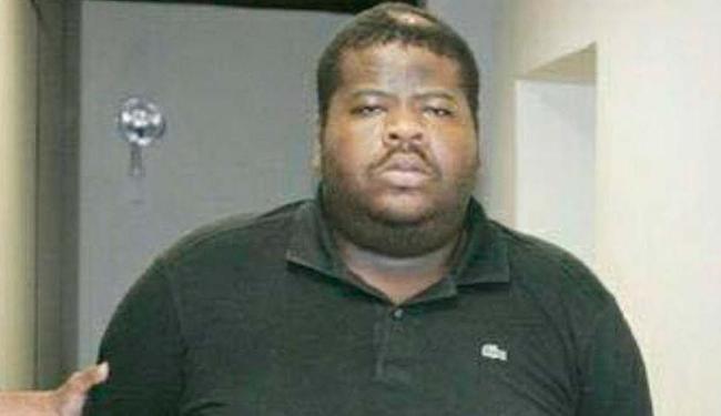 Nicolas Labre Pereira de Jesus, 28 anos, vulgo Fat Family, foi libertado pelos bandidos - Foto: Reprodução