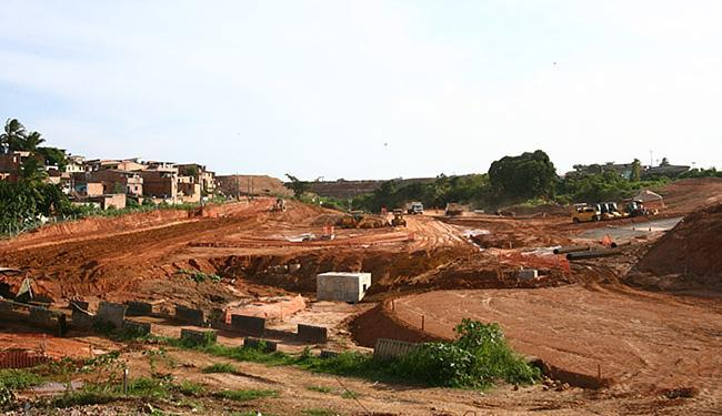 Novo terminal estará situado às margens do viaduto de Águas Claras - Foto: Mila Cordeiro l Ag. A TARDE