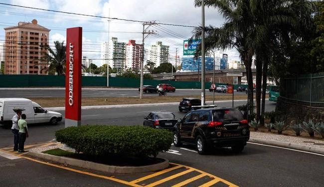 Sede da Odebrecht, em Salvador - Foto: Edislon Lima | Ag. A TARDE